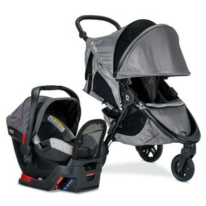 Britax B-Free Sport stroller with B-Safe Endeavors Infant Car Seat (NEW) for Sale in Phoenix, AZ