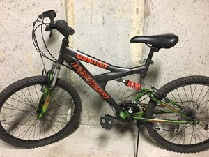 21 speed mountain bike for Sale in Seattle, WA