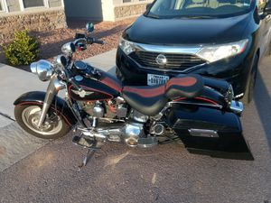 1993 Softail Fatboy for Sale in Las Vegas, NV