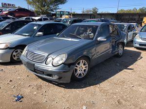 2005 Mercedes e320 parts for Sale in Grand Prairie, TX