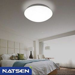 Natsen 18W LED Flush Mount Ceiling Light Fixture for Living Room Kitchen Bedroom Balcony (6000k Daylight) for Sale in Ontario,  CA