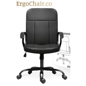 Fabulous Ergonomic Leather Office Chair for Sale in Kent, WA