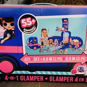 BRAND NEW Lol Surprise Glamper! for Sale in Hutto, TX