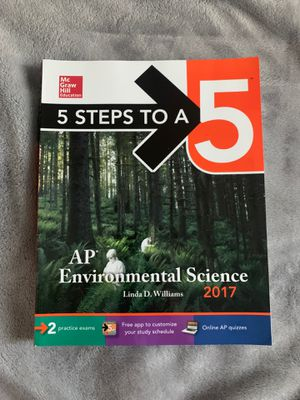 5 Steps to a 5 - AP Environmental Science for Sale in Tamarac, FL