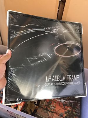Lot of 2 LP album frames for Sale in Fountain Valley, CA