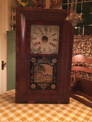 Antique wall clock for Sale in Dallas, TX