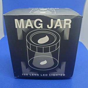 Mag Jar Magnifying LED Glass Jar for Sale in Thousand Oaks, CA