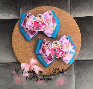 JoJo Pigtail Bow Set for Sale in Phillips Ranch, CA