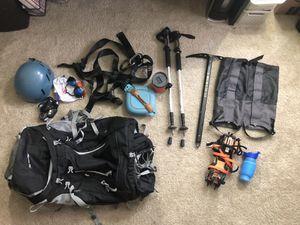 Mountaineering Set for Sale in Bellevue, WA
