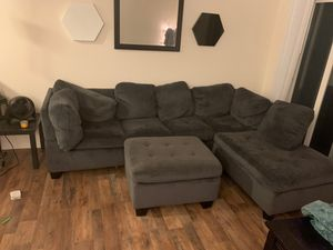 Free Couch & ottoman for Sale in Wood Village, OR
