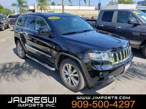 2011 Jeep Grand Cherokee for Sale in Ontario, CA