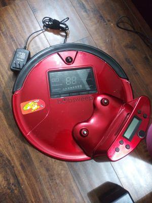 Bobsweep Robot vacuum $50 for Sale in Santa Cruz, CA