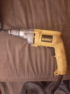 Dewalt drill for Sale in Oklahoma City, OK
