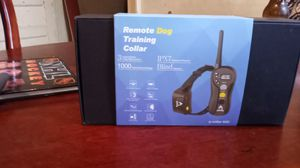 Absolutely brand new REMOTE DOG TRAINING COLLAR for Sale in Cheektowaga, NY