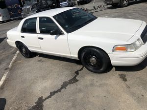 2007 Ford crown Vic police intercepter for Sale in Clinton, MD