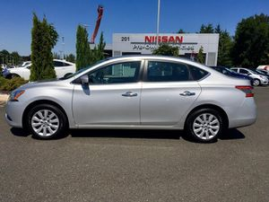 2014 Nissan Sentra for Sale in Puyallup, WA