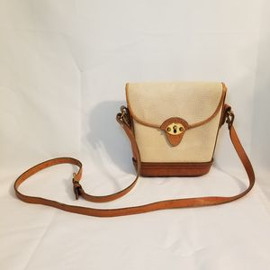 Vintage Dooney & Bourke Small Spectator Cavalry AWL Crossbody Shoulder Bag RARE for Sale in St. Petersburg, FL