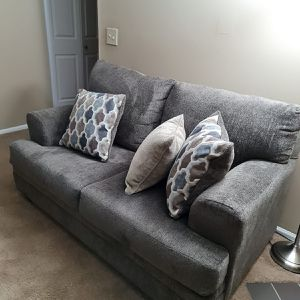 Ashley . One Sofa & One Love Seat for Sale in Columbus, OH