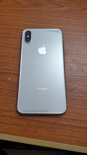 iPhone X for Sale in Alexandria, VA