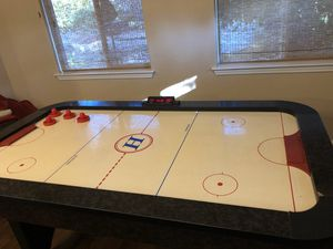 7' Harvard electronic Air Hockey Table for Sale in Fresno, CA