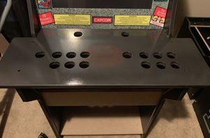 Arcade 1up - custom wider control decks for Sale in Plano, TX
