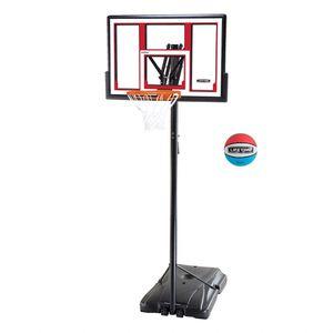 Adjustable Portable Basketball Hoop (Basketball Included) for Sale in Henderson, NV