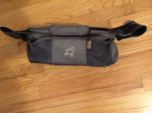 Britax stroller organizer, fits most stroller, including 2 cup holders for Sale in Los Angeles, CA
