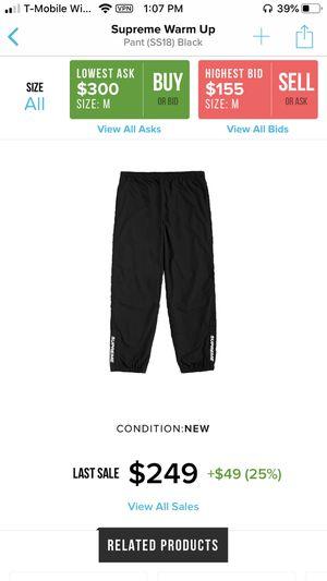 Supreme pants for Sale in Sterling, VA