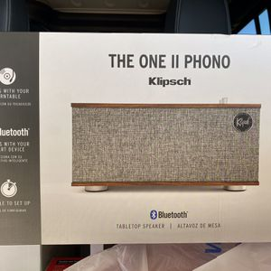 Klipsch The One II Bluetooth Speaker for Sale in West Des Moines, IA