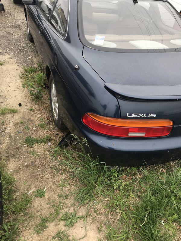 2000 lexus 400 145 000 miles good condition
