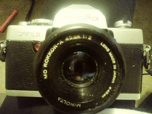 Minolta XG-1 Rokkor-X 45mm for Sale in Sevierville, TN