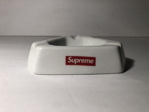 Supreme Ceramic Ashtray White FW15 Box Logo for Sale in Manteca, CA
