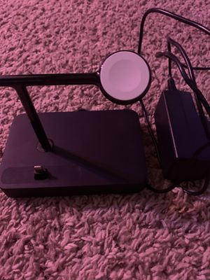 iPhone + Apple Watch Charging Station for Sale in Keller, TX