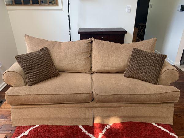 FREE Sofa & Loveseat