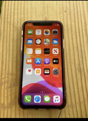 iPhone X (10) Unlocked for Sale in Greensboro, NC