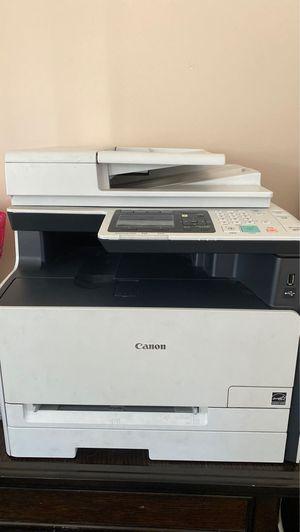 Canon fax machine printer & scanner for Sale in Carol Stream, IL