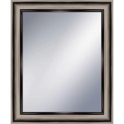 Champagne Silver Finish Accent Mirror for Sale in Strongsville,  OH