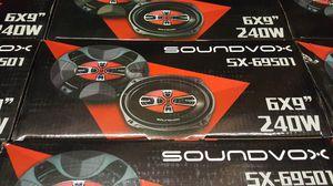 6x9 SPEAKERS, NEW! for Sale in San Bernardino, CA