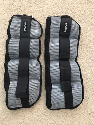 Reebok Ankle Weights for Sale in Alexandria, VA