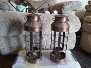 Outdoor candle holder for Sale in Wichita, KS