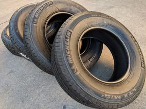 245/75R17 Tires Chevy Silverado 255 70 Ford F150 Tahoe 75 17 Toyota for Sale in Rio Linda, CA
