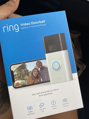 Ring pro 3 doorbell camera for Sale in Charlotte, NC