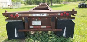 Dolly, shipping container hauler for Sale in Victoria, TX