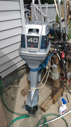1990 Evinrude vro boat motor for Sale in Columbus, OH
