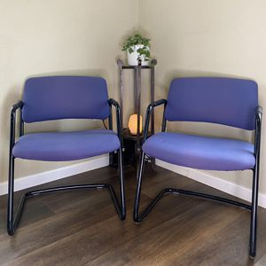 Vintage 80's Steelcase Cantilever Chair Set 🪑🪑 FREE DELIVERY! 🛺 for Sale in Portland, OR