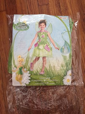 Tinkerbell costume 3-4t for Sale in Newton, MA