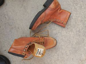 Work boots. Size. 7. for Sale in Aurora, CO