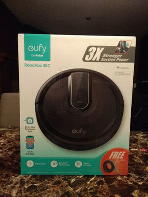 Eufy robot vac 35c for Sale in El Paso, TX