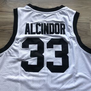 BRAND NEW! 🔥 Lou Alcindor (Kareem Abdul-Jabbar) #33 POWER High School Jersey + WE ONLY SHIP! 📦💨 for Sale in Seattle, WA