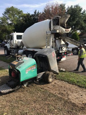 Concrete buggy for Sale in Irving, TX